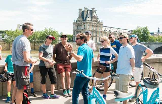 Tour in bici Best of Paris (solo in inglese)
