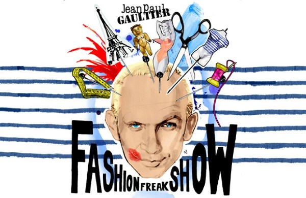 Fashion Freak Show di Jean Paul Gaultier