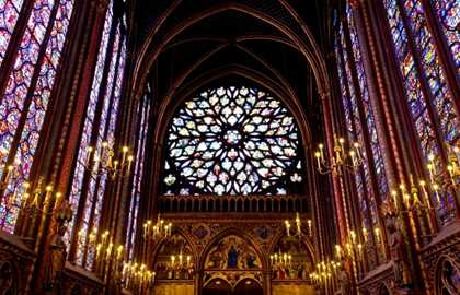 Sainte-Chapelle - Visita virtual