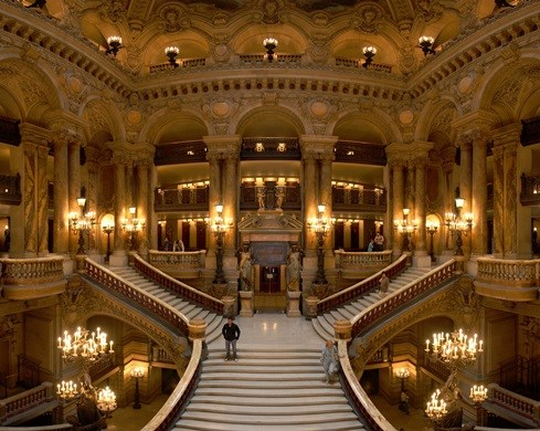 "Visita guidata dei ""passages couverts"" e dell'Opéra Garnier"