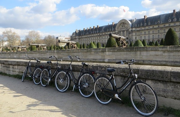 "Tour in bicicletta ""Parigi Segreta"""
